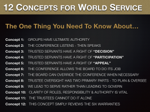 12-Concepts Simplified