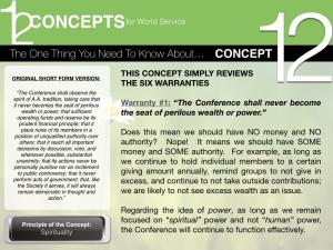 12-Concepts: Warranty 1