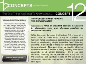 12-Concepts: Warranty 4