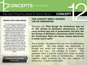 12-Concepts: Warranty 6