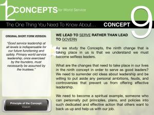 12-Concepts: C9