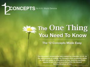 12-Concepts: Intro 1