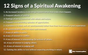 12 Signs of Spiritual Awakening