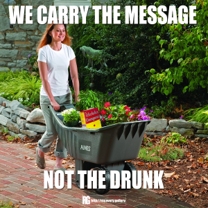 Carry The Message