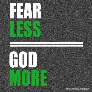 Fear Less God More