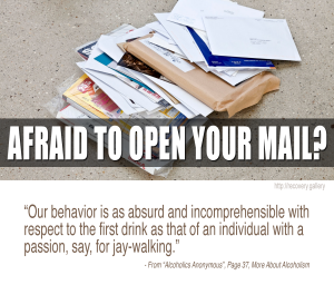 Afraid to Open Your Mail?