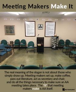 Meeting Makers Make It