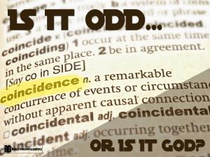 Is It Odd or is It God