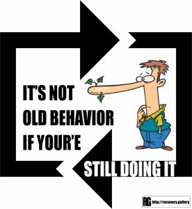 Old Behavior