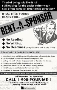 Rent A Sponsor