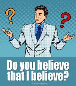 Believe That I Believe