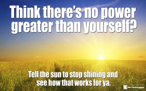 Sun Stop Shining