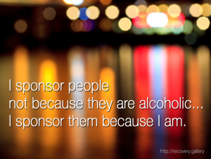 Why I Sponsor People