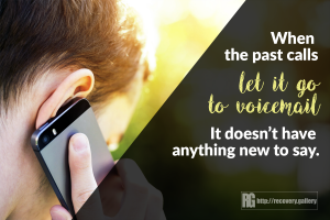 When the Past Calls